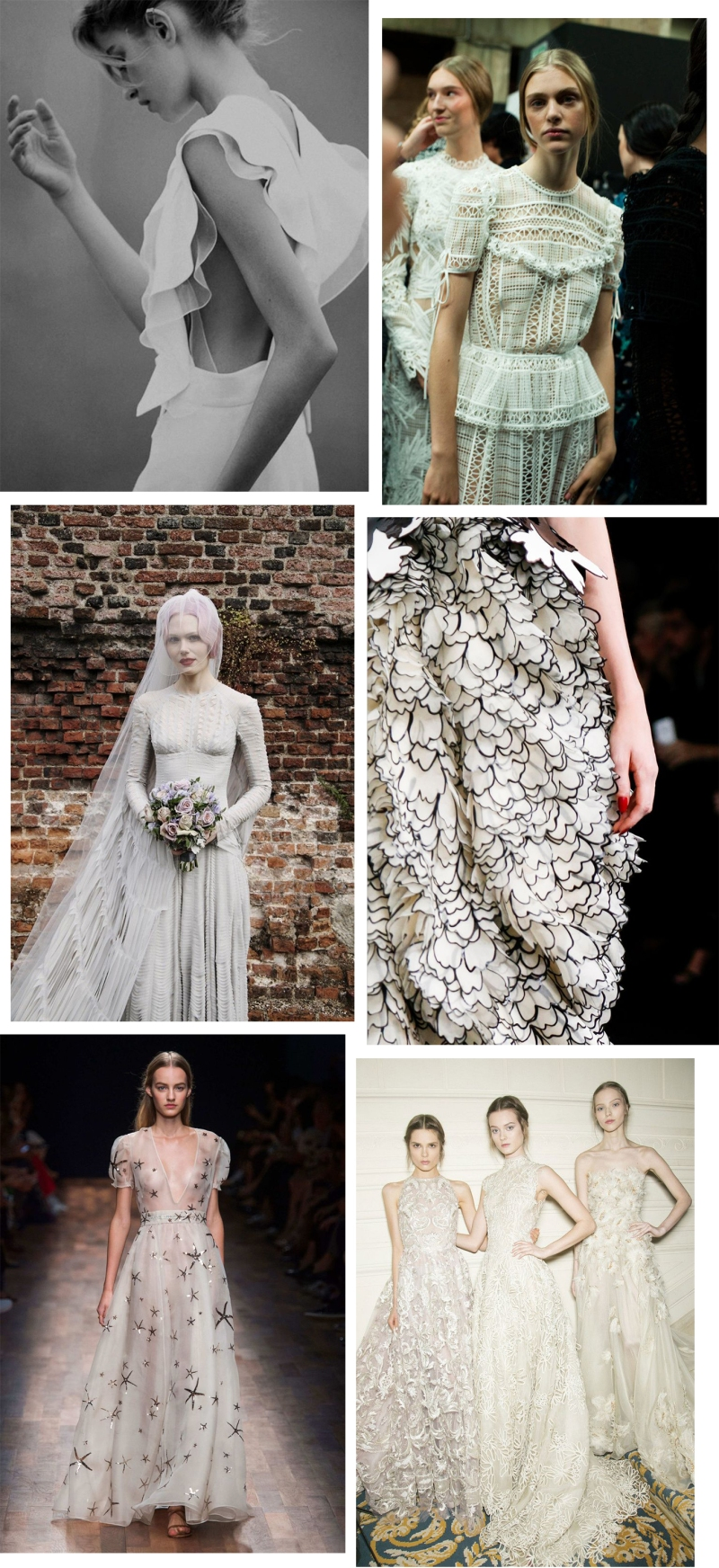 wedding dresses for the fashion loving bride